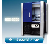 Digital x-ray cabinet DXC 3000 for industrial x-ray applications from NTB XRAY